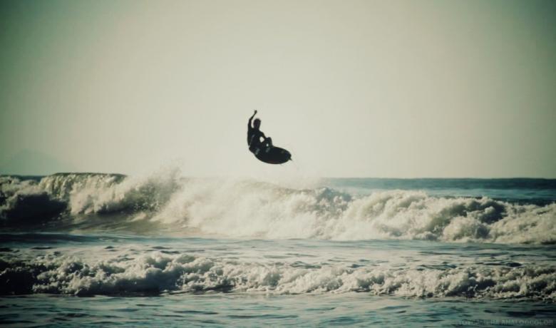 eventual session de surf
