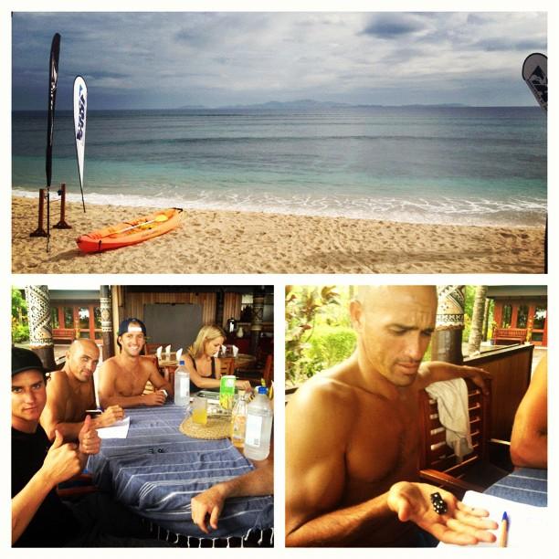 Cotidiano difícil em Fiji...