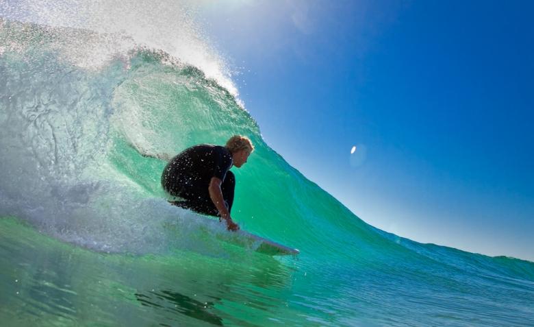 Blair Conklin em 9th Street, Laguna Beach. Foto: Andre Magarao