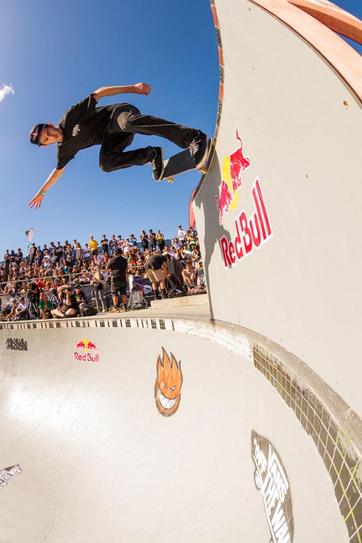 Brad McClain. Foto: Red Bull