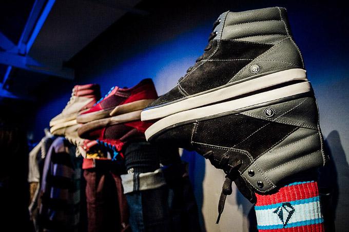 A nova linha de calçados Volcom. Ainda vem mais novidade por aí! Foto: I Hate Flash