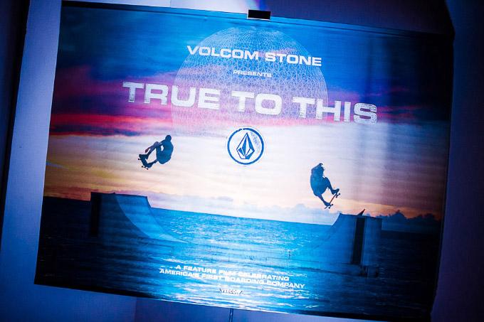 True To This, uma celebração de 21 anos da primeira marca que uniu surf, skate e snowboard em um mesmo conceito com o lançamento do filme Alive We Ride em 1991. Foto: I Hate Flash