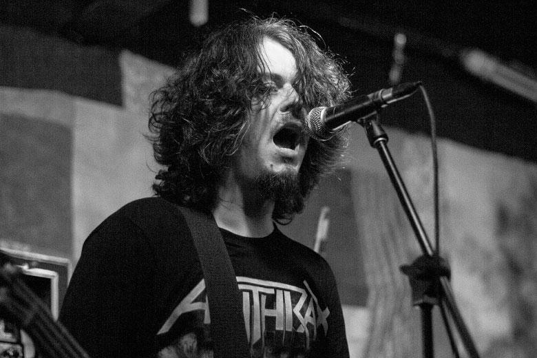 Pineschi, bassman, Barizon. Foto: Radio Layback