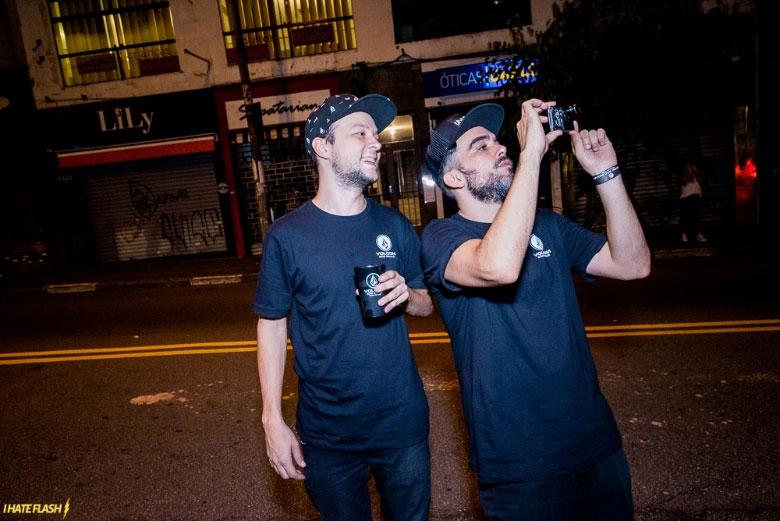 Gustavo e Emiliano, Volcom.