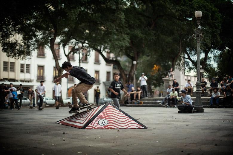 Flip to 50? Foto: Fabiano Rodrigues