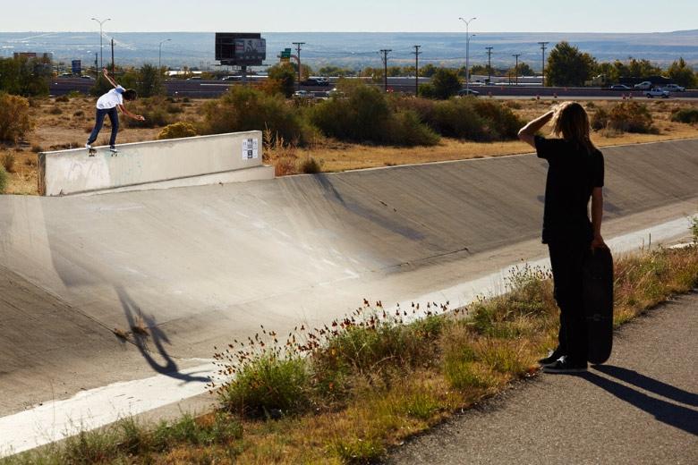 Louie Lopez, BS Tailslide. Foto: Arto Saari