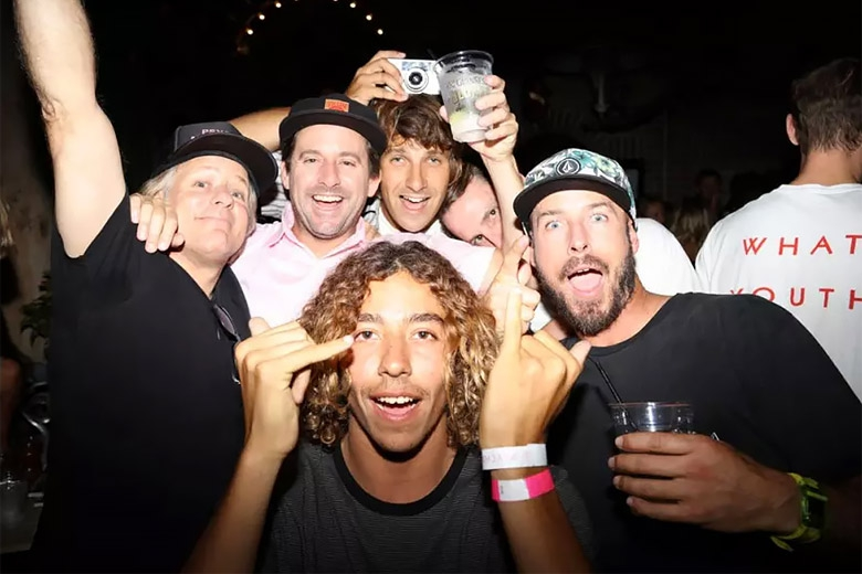 Party Time! Foto: @lukeforgay