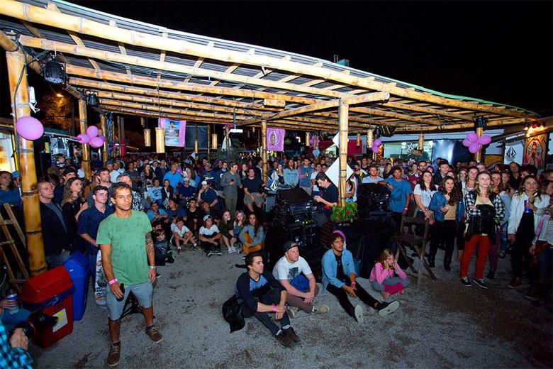 Muito crowd! Foto: Gustavo Faraco