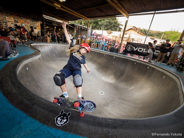 1a Abraxas Skate Jam na Cavepool em SP.