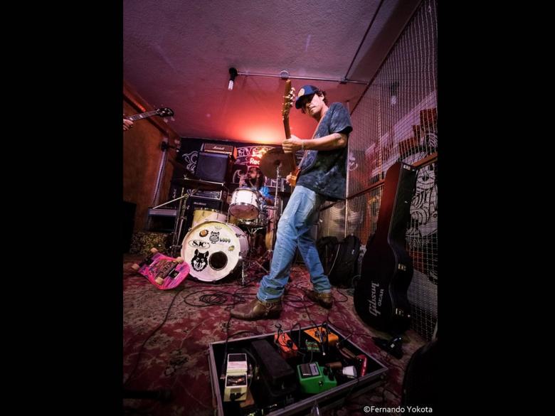 Lo-Fi Ao Vivo na 1a Abraxas Skate Jam na Cavepool em SP.