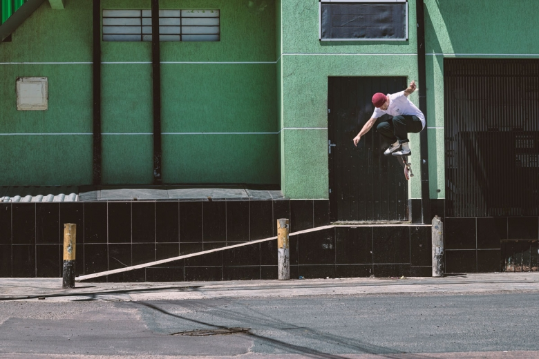 Danilo do Rosário, Bs Flip. Foto: Pablo Vaz